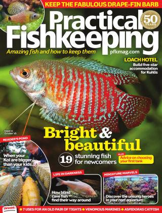 Practical Fishkeeping October 2016