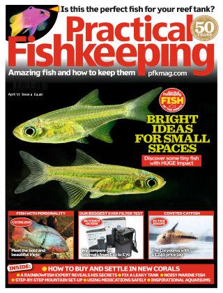 Practical Fishkeeping  April  2017