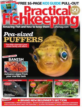 Practical Fishkeeping  May  2017