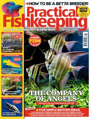 Practical Fishkeeping  July  2017