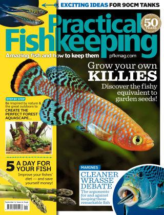 Practical Fishkeeping  September  2017