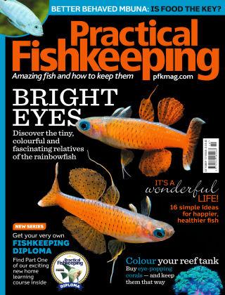 Practical Fishkeeping  October  2017