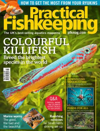 Practical Fishkeeping May 2018