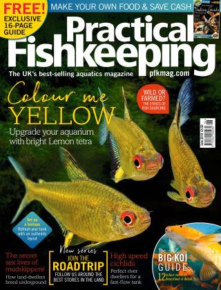 Practical Fishkeeping Jun 2018