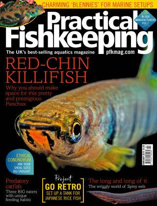 Practical Fishkeeping Feb 2019