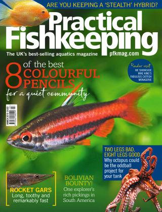 Practical Fishkeeping Mar 2019