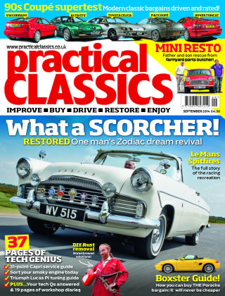 Practical Classics September 2014