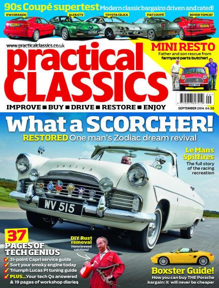 Practical Classics August 06, 2014 00:00