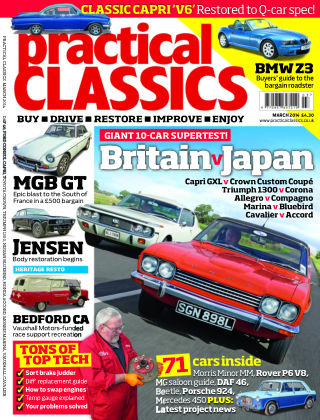 Practical Classics March 2014