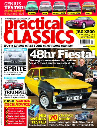 Practical Classics April 2014