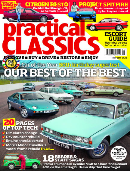 Practical Classics April 16, 2014 00:00