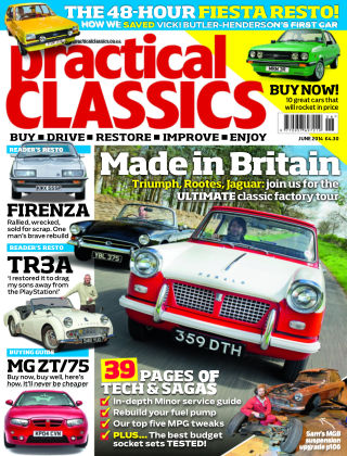 Practical Classics June 2014