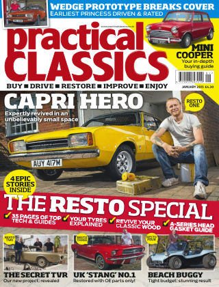 Practical Classics January 2015