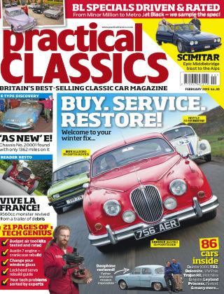 Practical Classics February 2015