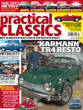 Practical Classics March 2015