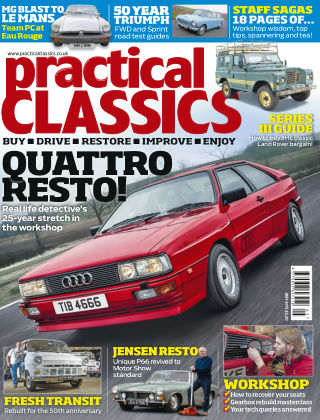 Practical Classics May 2015