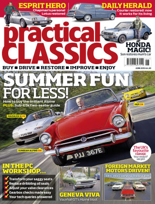 Practical Classics June 2015
