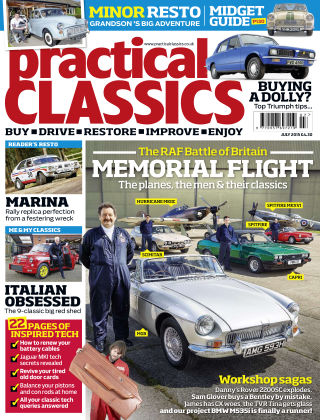 Practical Classics July 2015