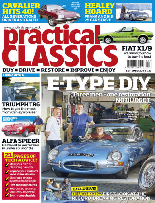 Practical Classics September 2015