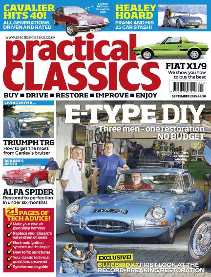 Practical Classics August 05, 2015 00:00