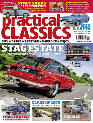 Practical Classics October 2015