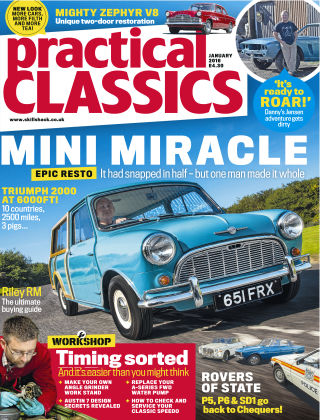 Practical Classics January 2016