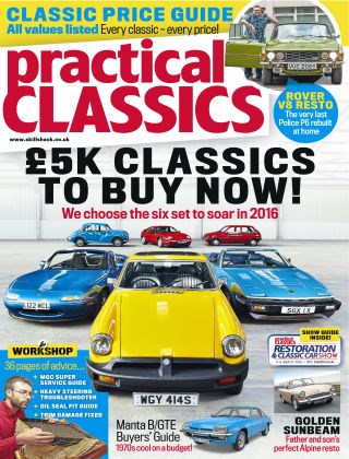 Practical Classics April 2016