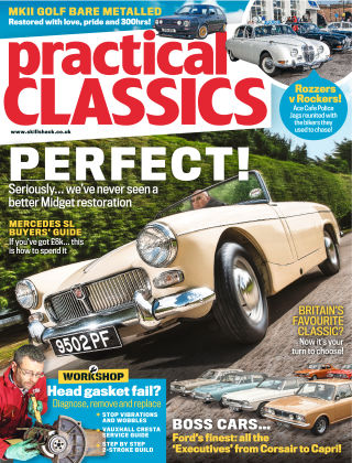 Practical Classics June 2016