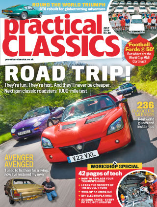 Practical Classics July 2016