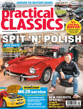 Practical Classics September 2016