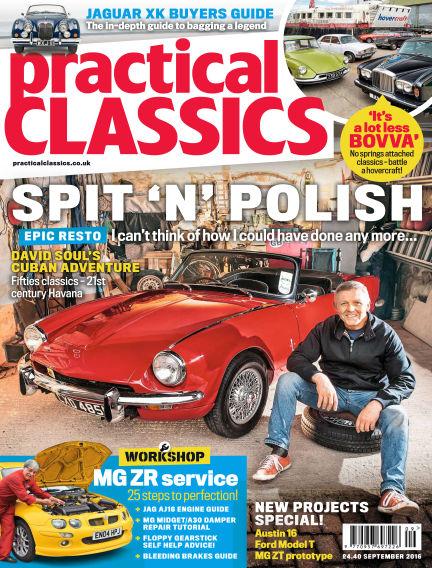 Practical Classics August 10, 2016 00:00