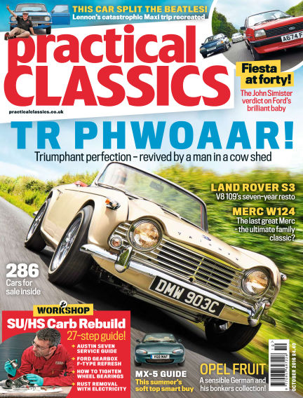 Practical Classics September 07, 2016 00:00