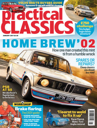 Practical Classics January 2017