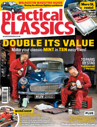 Practical Classics March 2017
