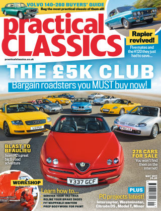 Practical Classics May 2017