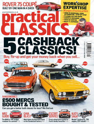 Practical Classics Spring Issue 2018