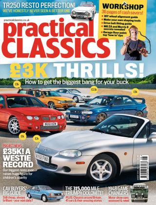 Practical Classics Aug 2018
