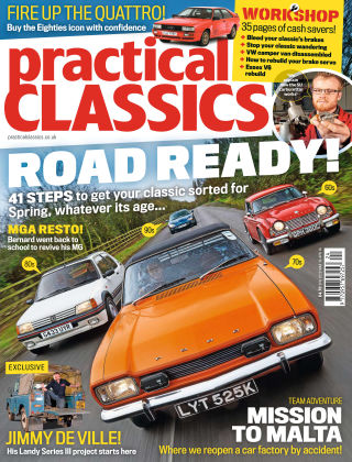 Practical Classics Spring Issue 2020