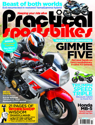 Practical Sportsbikes September 2014