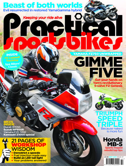 Practical Sportsbikes August 20, 2014 00:00
