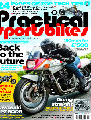 Practical Sportsbikes August 2014