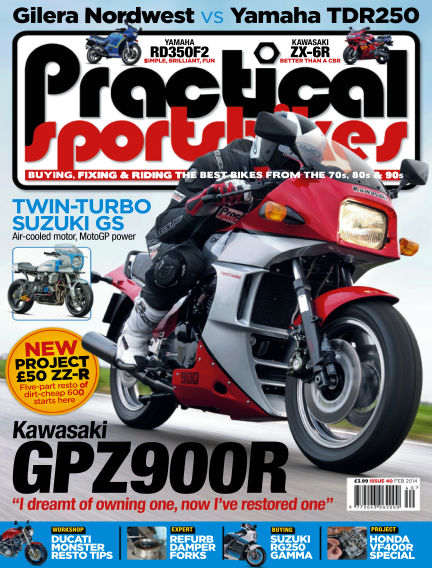 Practical Sportsbikes January 01, 2014 00:00