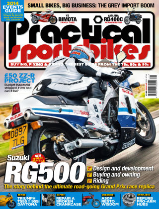 Practical Sportsbikes March 2014