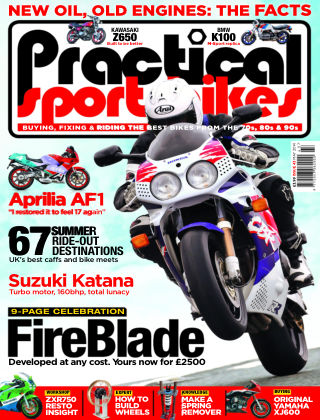 Practical Sportsbikes May 2014