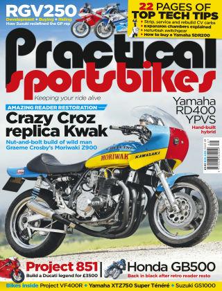 Practical Sportsbikes November 2014