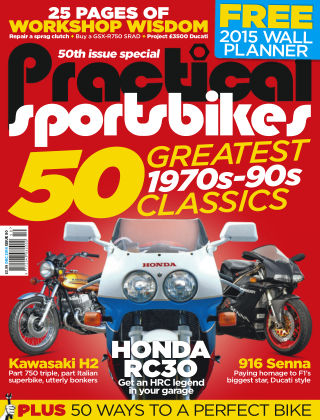 Practical Sportsbikes December 2014