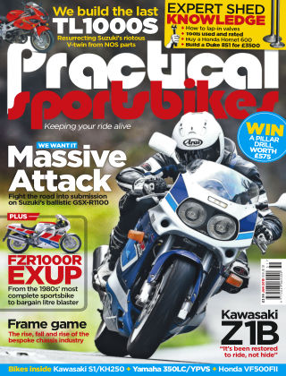 Practical Sportsbikes January 2015