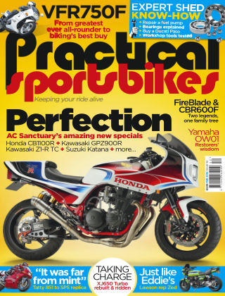 Practical Sportsbikes February 2015