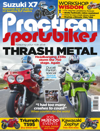 Practical Sportsbikes April 2015