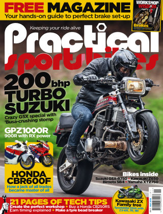 Practical Sportsbikes May 2015